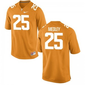 Vols Aaron Medley Jerseys For Men Limited Jerseys - Orange