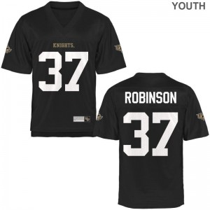 Aaron Robinson Jersey For Kids UCF Game Black