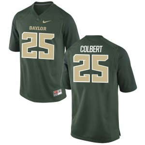 Miami Adrian Colbert Jerseys College Youth(Kids) Game Green Jerseys