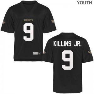 Black Adrian Killins Jr. Jerseys Knights Limited For Kids