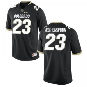 Ahkello Witherspoon Colorado Men Limited Jersey - Black