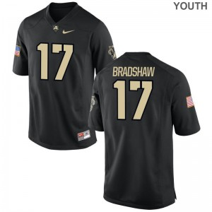 Army Ahmad Bradshaw Jersey Black Kids Game