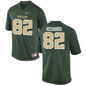 Ahmmon Richards Miami Jersey Game Green Men