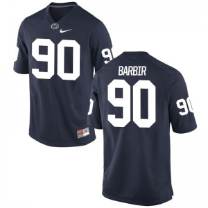 Game Navy Alex Barbir Jerseys Mens PSU