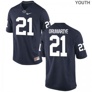 Amani Oruwariye For Kids Jerseys Penn State Nittany Lions Limited - Navy