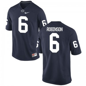 Game Navy Andre Robinson Jerseys Mens Penn State