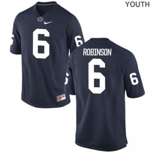 Andre Robinson Penn State Game Youth Jersey - Navy