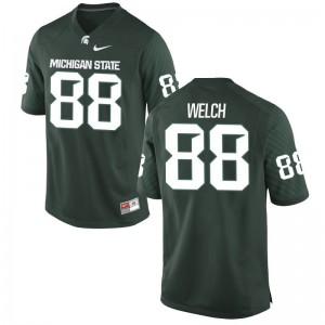 Spartans Green Men Limited Andre Welch Jersey