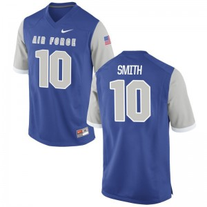 Andrew Smith USAFA Mens Jerseys Royal Limited Jerseys