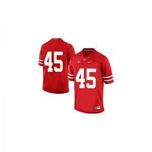 OSU Buckeyes Archie Griffin Jerseys Red Game Mens
