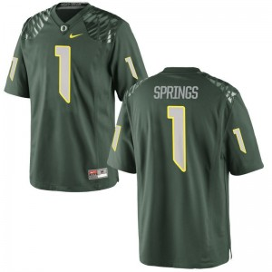 UO Green Game Mens Arrion Springs Jersey