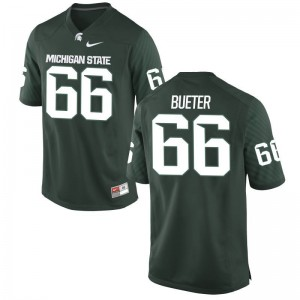 Limited Blake Bueter Jerseys Spartans Green Mens