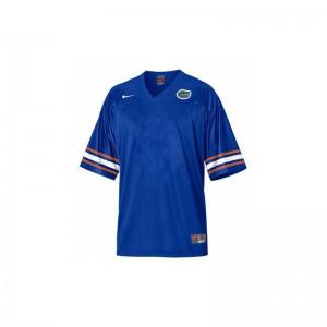 UF Blank Jerseys Limited Youth Jerseys - Blue