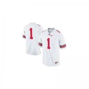 Braxton Miller Ohio State Buckeyes Jerseys White Mens Limited