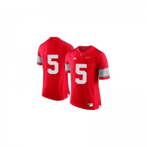 Limited Kids Ohio State Jerseys Braxton Miller - Red Diamond Quest Patch
