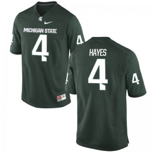 C.J. Hayes For Men Jersey Game Spartans - Green