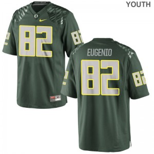 Oregon Game Casey Eugenio Youth Jersey - Green