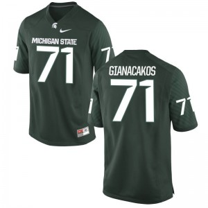 Spartans Jersey Chase Gianacakos Limited For Men - Green