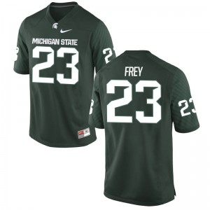 Chris Frey Jerseys Michigan State Spartans Limited Mens - Green