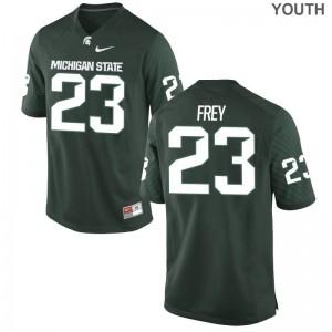Chris Frey Spartans Jerseys Green Kids Limited