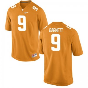 Tennessee Volunteers Derek Barnett Game Youth Jersey - Orange