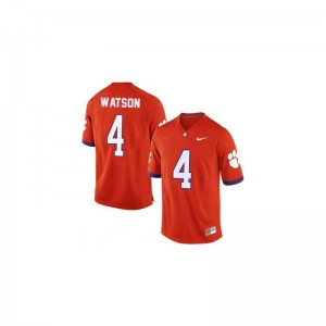 Deshaun Watson Clemson Tigers Jersey For Kids Orange Limited