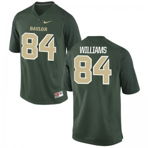 Miami Hurricanes Dionte Williams Jersey Game Mens Green