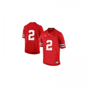 Men Dontre Wilson Jersey Red Game Ohio State Buckeyes Jersey