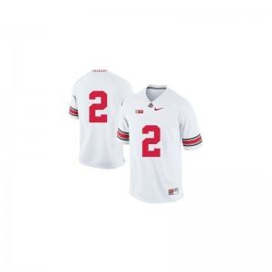 Dontre Wilson Mens Jerseys White Limited OSU