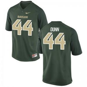 Eddie Dunn University of Miami Youth(Kids) Jersey Green NCAA Game Jersey