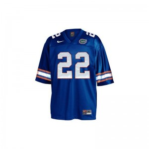 Emmitt Smith Jersey University of Florida Blue Limited Men Jersey
