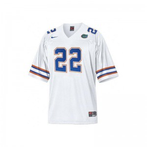 Florida Gators Jersey Emmitt Smith Mens Game - White