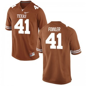 UT Erick Fowler Limited Jerseys Orange Kids