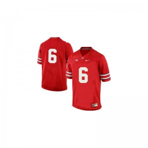 Evan Spencer Youth Ohio State Buckeyes Jersey Red Game Jersey