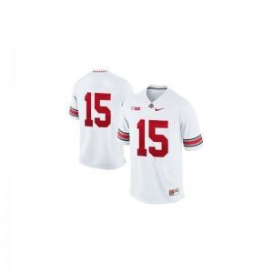 OSU Buckeyes Ezekiel Elliott Jersey Limited Men Jersey - White