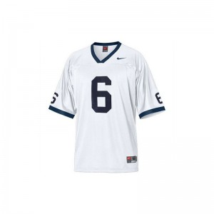 Gerald Hodges Men Jerseys Limited White Penn State