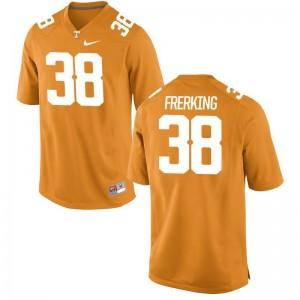 Vols Grant Frerking Jersey Game For Men - Orange