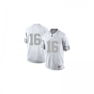 J.T. Barrett OSU Jersey Youth Platinum Game