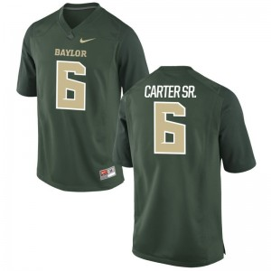 Jamal Carter Sr Miami Hurricanes Jerseys Game Youth - Green
