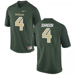 For Men Jaquan Johnson Jerseys Miami Green Limited