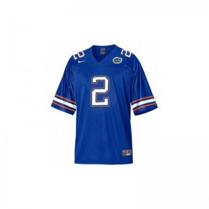 University of Florida Blue Game For Kids Jeff Demps Jersey