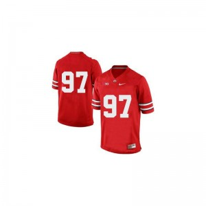 Joey Bosa Ohio State Jersey Mens Limited - Red