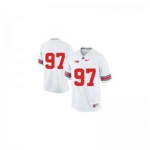 Joey Bosa OSU Buckeyes Jersey Men Limited Jersey - White
