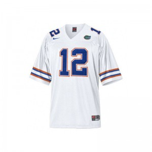 UF John Brantley Jerseys Men Limited White