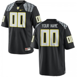 Ducks Custom Jerseys Limited Men - Black