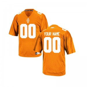 Vols Customized Jerseys Limited For Men - Orange