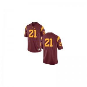 Su'a Cravens USC Trojans Jerseys Men Limited #21 Cardinal High School