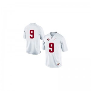 Amari Cooper University of Alabama Jersey #9 White For Men Limited