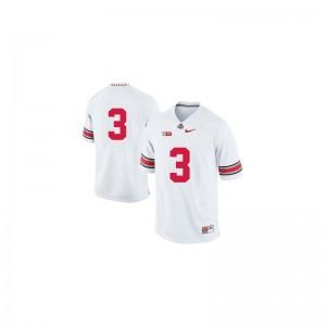 Michael Thomas Ohio State Buckeyes Jerseys Game Mens White