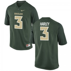 Game Mike Harley Jersey Men Hurricanes - Green